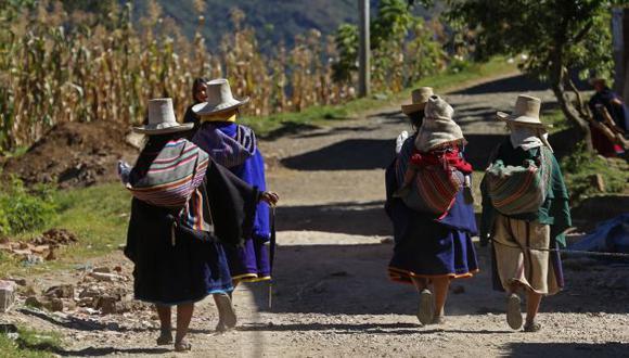 Pobreza en Cajamarca sigue siendo la más grave del país. (Perú21)