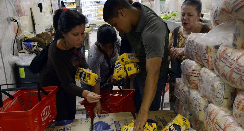Colombia es el principal país que abastece al Perú con harina de maíz. (Foto: AFP)