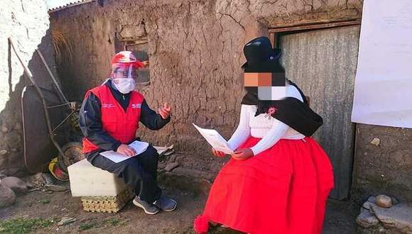 MIMP atendió 349 casos de violencia de género en comunidades nativas y campesinas (Foto: Ministerio de la Mujer)