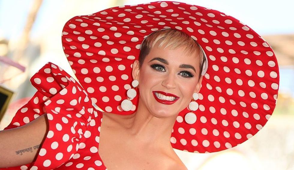 Katy Perry (Getty Images)