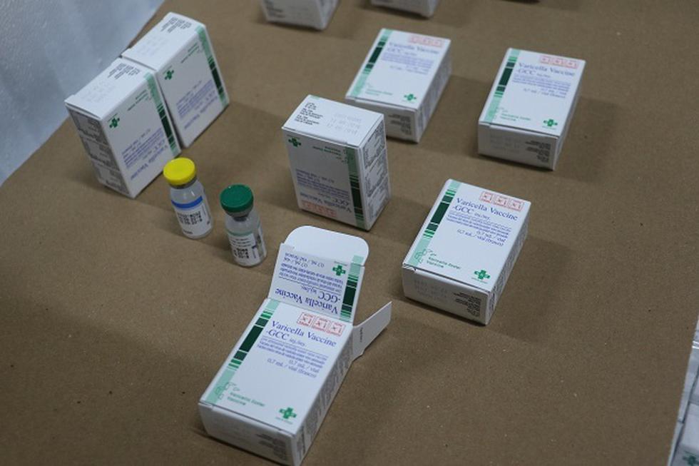 vacunas varicela