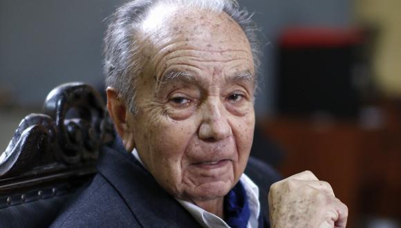 El historiador peruano Pablo Macera falleció a los 81 años. (Foto: GEC)