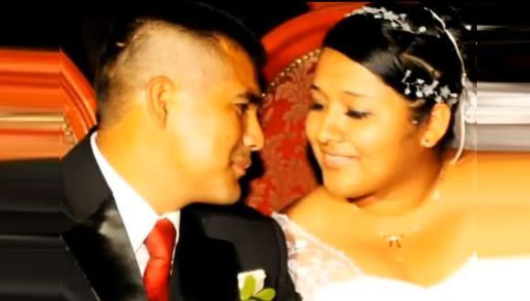 A través de su cuenta de Facebook, Susan Rojas compartió una foto de ambos y le dedicó unas emotivas palabras su fallecido esposo.