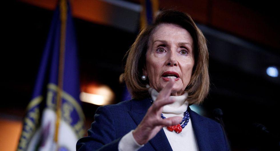 Nancy Pelosi se queja de que Congreso de Estados Unidos no fuera informado de ataque en Irak. (EFE)