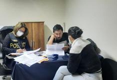 Arequipa: gobernador Elmer Cáceres y otros funcionarios detenidos por presuntos actos de corrupción