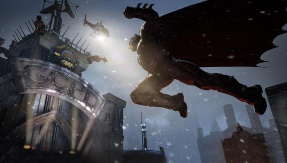 Batman: Arkham Origins Blackgate. (USI)