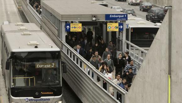 Por implementar. Bases de los corredores viales contemplan las obras del Tren Eléctrico. (Rafael Cornejo)