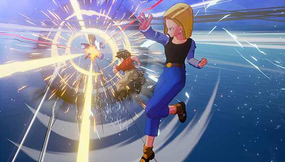 'Dragon Ball Z: Kakarot' llegará el próximo 17 de enero a PS4, Xbox One y PC.