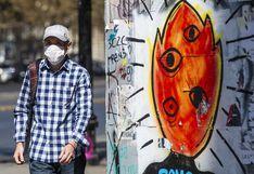 Cuarentena total en Santiago de Chile por coronavirus