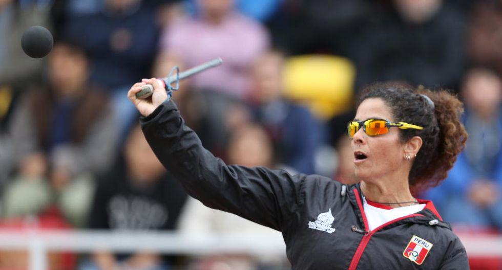 Claudia Suárez clasificó a la final de frontón peruano y llegó invicta tras cuatro partidos. (Violeta Ayasta Velásquez)