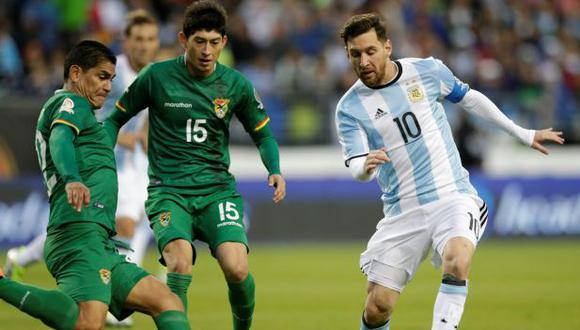 Argentina vs. Bolivia: se enfrentan en La Paz por Eliminatorias Qatar 2022. (Foto: AFP)