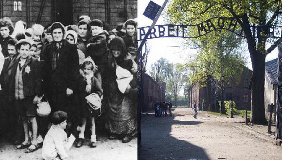 Se calcula que 900,000 judíos de toda Europa murieron aquí. (Wikipedia)