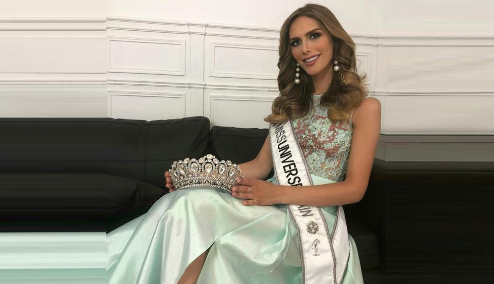 Miss España lanza una diplomática respuesta a los pólémicos comentarios de Valeria Morales, representante de Colombia, por criticar su participación en el Miss Universo. (Foto: @angelaponceofficial)