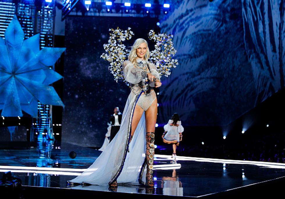 Karlie Kloss decidió colgar las alas de Victoria's Secret y empezar estudios feministas. (Getty Images)