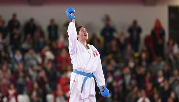 Alexandra Grande clasificó a los Juegos Olímpicos Tokio 2020. (Foto: GEC)