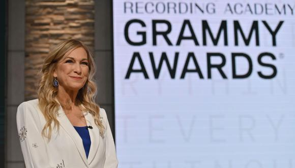 Deborah Dugan, presidenta de la Academia de la Grabación de Estados Unidos, fue cesada de su cargo 10 días antes de la ceremonia de los Grammy 2020. (Foto: AFP)