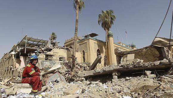 Explosión tuvo como objetivo oficina de administración chiíta. (Reuters)