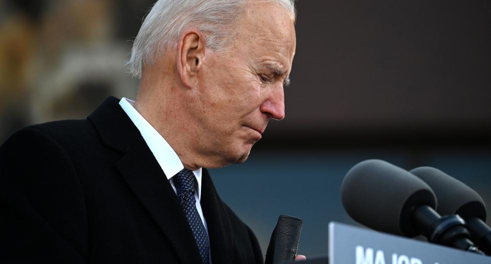 Imagen del presidente electo de Estados Unidos, Joe Biden. (JIM WATSON / AFP).