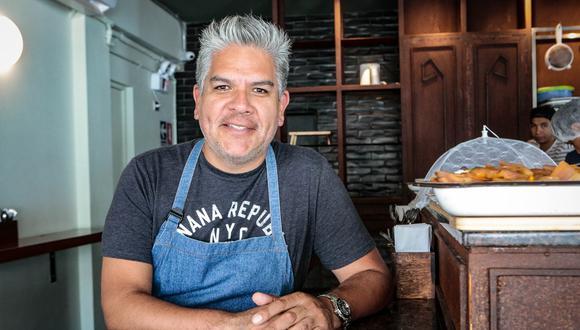 El chef José Del Castillo publica el libro 'La nueva cocina criolla'.