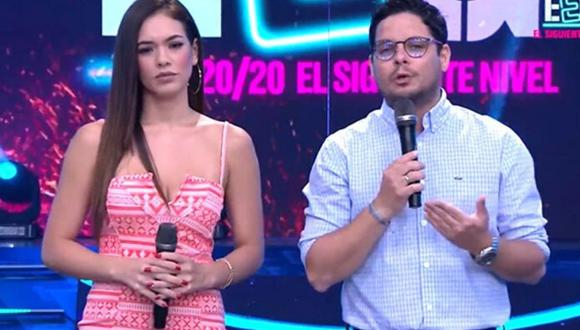 Gian Piero Díaz se pronuncia sobre el posible regreso de 'Esto es guerra' y despierta la curiosidad de sus fans. (Captura de pantalla / América TV)