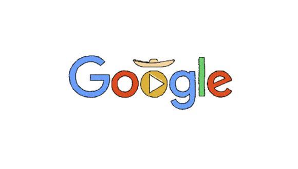 """En el video se puede escuchar la tradicional canción mariachi """"Cielito Lindo"""". (Captura / Google)"""