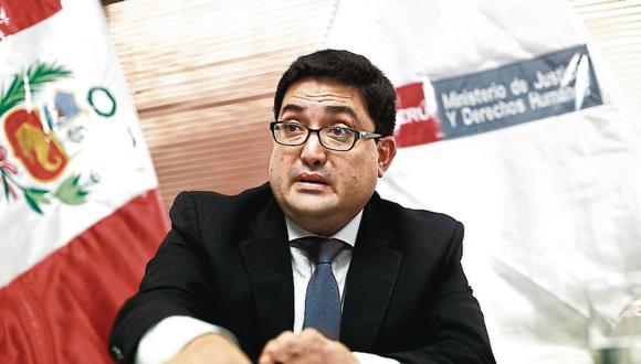 El procurador Jorge Ramírez negoció con Odebrecht el pago de la reparación civil. (GEC)