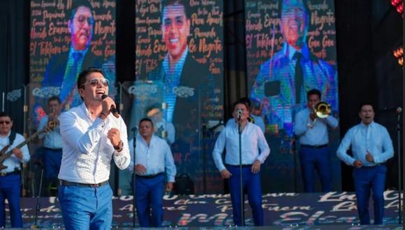 Grupo 5 y Respira Monsefú confirmaron que gracias al show virtual recaudaron 250 mil soles. (Foto: Difusión).