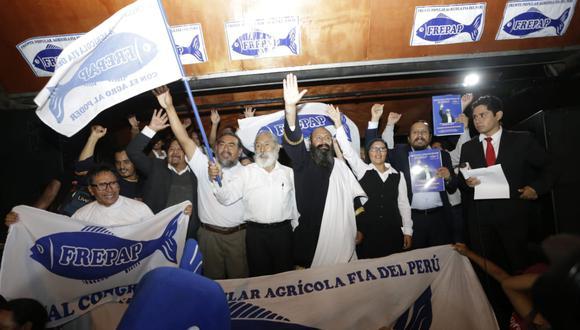 El analista Carlos Melendez comenta sobre los resultados obtenidos por el Frepap en las elecciones congresales (GEC).
