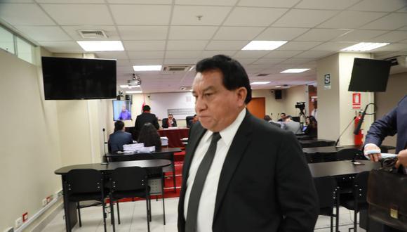 José Luna Gálvez: Fiscal pide de prisión preventiva para líder de Podemos Perú. (Foto: GEC)