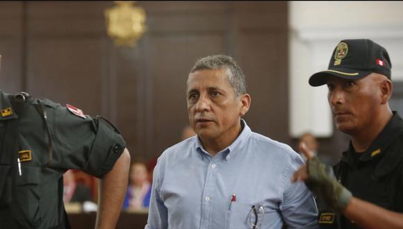 Cinco congresistas de UPP se reunieron con el autor del 'Andahuaylazo', Antauro Humala (GEC).