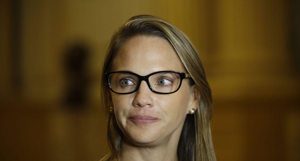 No es la primera crítica que Luciana León hace por una posición de Mulder. (GEC)