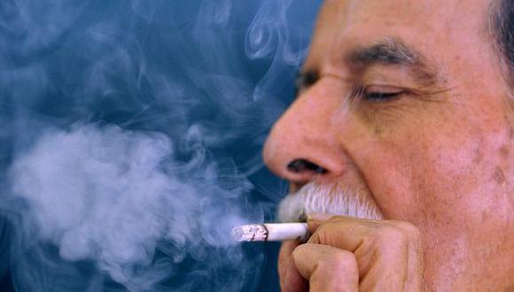 Cada año, entre 5 y 6 millones de personas fallecen por fumar. (EFE)