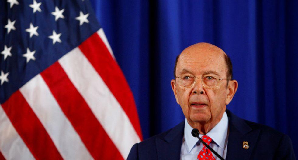 Wilbur Ross, secretario de Comercio de Estados Unidos. (Foto: Reuters)