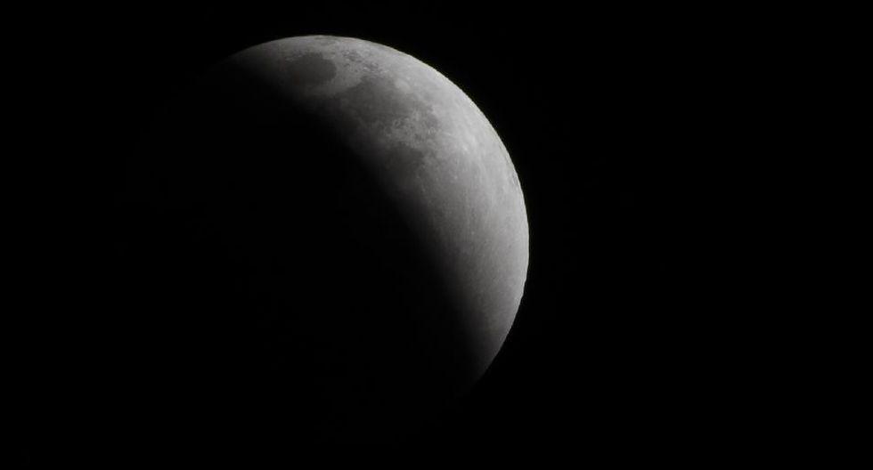 La luna negra también es conocida como luna oscura. Es el período en que la Luna se encuentra de espalda al Sol en el cielo y no puede ser vista desde la Tierra. (Foto: Referencial   AFP)
