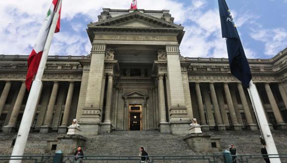El Poder Judicial autorizó transferencia de dinero de cuenta de empresario israelí al Estado peruano.  (Foto: GEC)