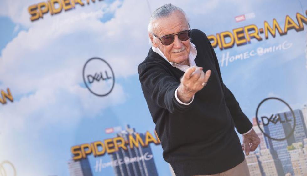 Sus más importantes creaciones son Spider-Man, Hulk, los Cuatro Fantásticos, Iron Man, entre otros. | Foto: AFP