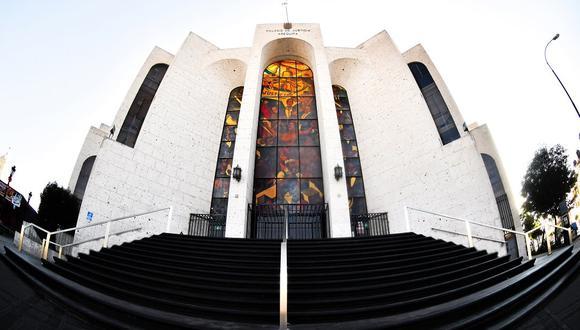 Demanda de amparo va dirigida al gobierno. (Foto: Corte Superior de Justicia de Arequipa)