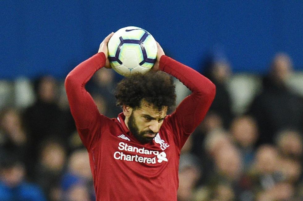 Liverpool empató 0-0 con Everton en el clásico de la ciudad por la Premier League. (AP)