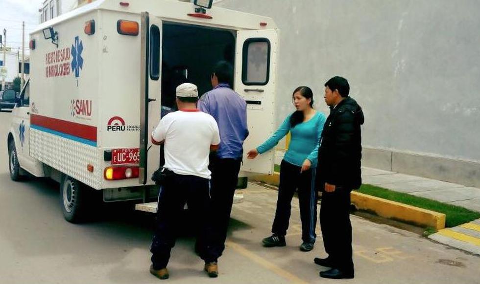 Dos integrantes del personal médico del Ministerio de Salud (Minsa) murieron hoy tras la caída al abismo. (Facebook/@SaborMixPampasTayacaja)