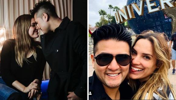 Deyvis Orosco posterga su matrimonio con Cassandra Sánchez. (Foto: @casemaze).