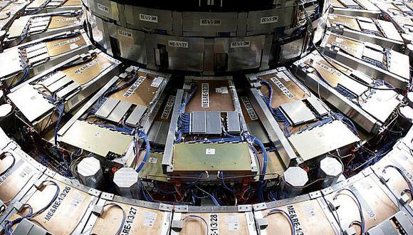 El nuevo experimento se realizó en el laboratorio Gran Sasso, de Italia. (Reuters)