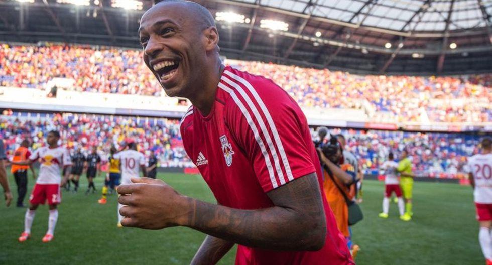 Thierry Henry - New York Red Bulls (2010-2015) (Foto: New York Red Bulls)