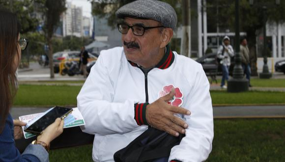 Enrique Fernández Chacón reafirmó criticas contra Ricardo Belmont. (Foto: USI)