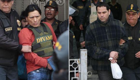 Ambos enfrentan una pena de 35 años de prisión. (USI)