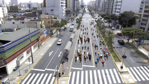 """En octubre se pondrá en marcha el programa """"Vía Activa Brasil"""" los domingos de 7 a.m. a 1 p.m. (Andina)"""