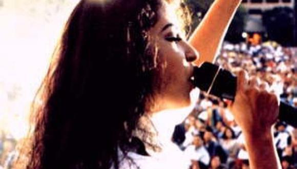 El último concierto de Selena se dio un mes antes que fuera asesinada por Yolanda Saldívar, fundadora y presidenta de su club de fans (Foto: Emi Music)