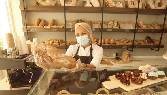 El nuevo outlet de La Panadería del Country, que se ubica en el boulevard del Country Club Lima Hotel, demandó una inversión de S/534 mil