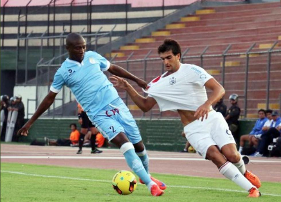 San Martín cayó 3-2 ante Real Garcilaso por el Torneo Clausura en Lima. (Difusión)