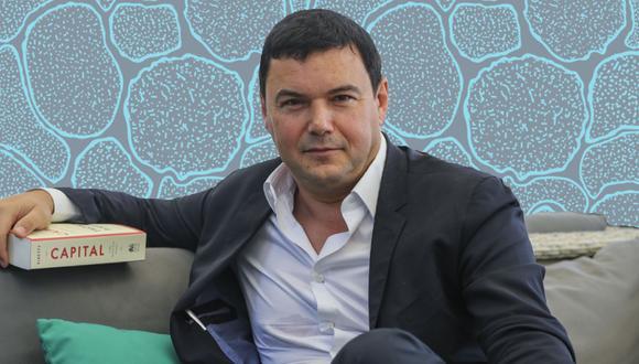 "En 2019, Thomas Piketty publicó ""Capital e ideología"". (Foto: South China Morning Post / Edward Wong)"
