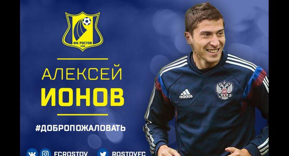 24.- Aleksey Ionov (Rostov), en 2 millones de euros.(Fotos: AFP / Reuters)